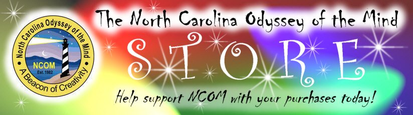 North Carolina Odyssey of the Mind Store